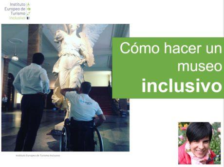 Cómo hacer un museo inclusivo