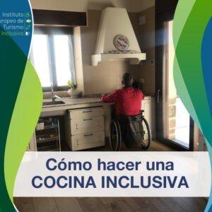 Curso cocina inclusiva