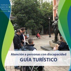 Curso atención a personas con discapacidad. Guía turístico
