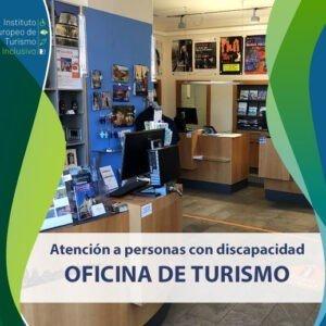 Curso Atención a personas con discapacidad en oficina de turismo