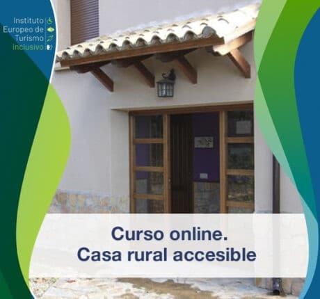 Curso online casa rural accesible